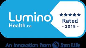 Lumino Health 5 stars