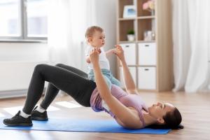 Post-partum exercises