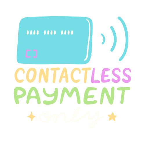 Offering contactless payments debit, credit, e-transfers, and jane payments.