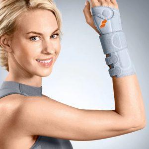 Sportlastic Manu-Hit Wrist Brace